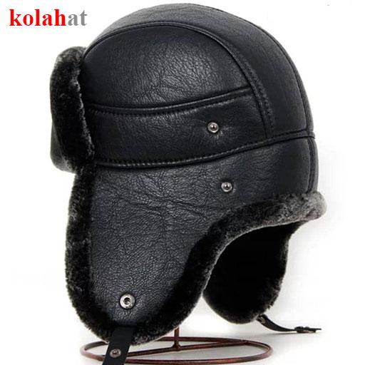 کلاه خلبانی نوعی از سرپوش زمستانی