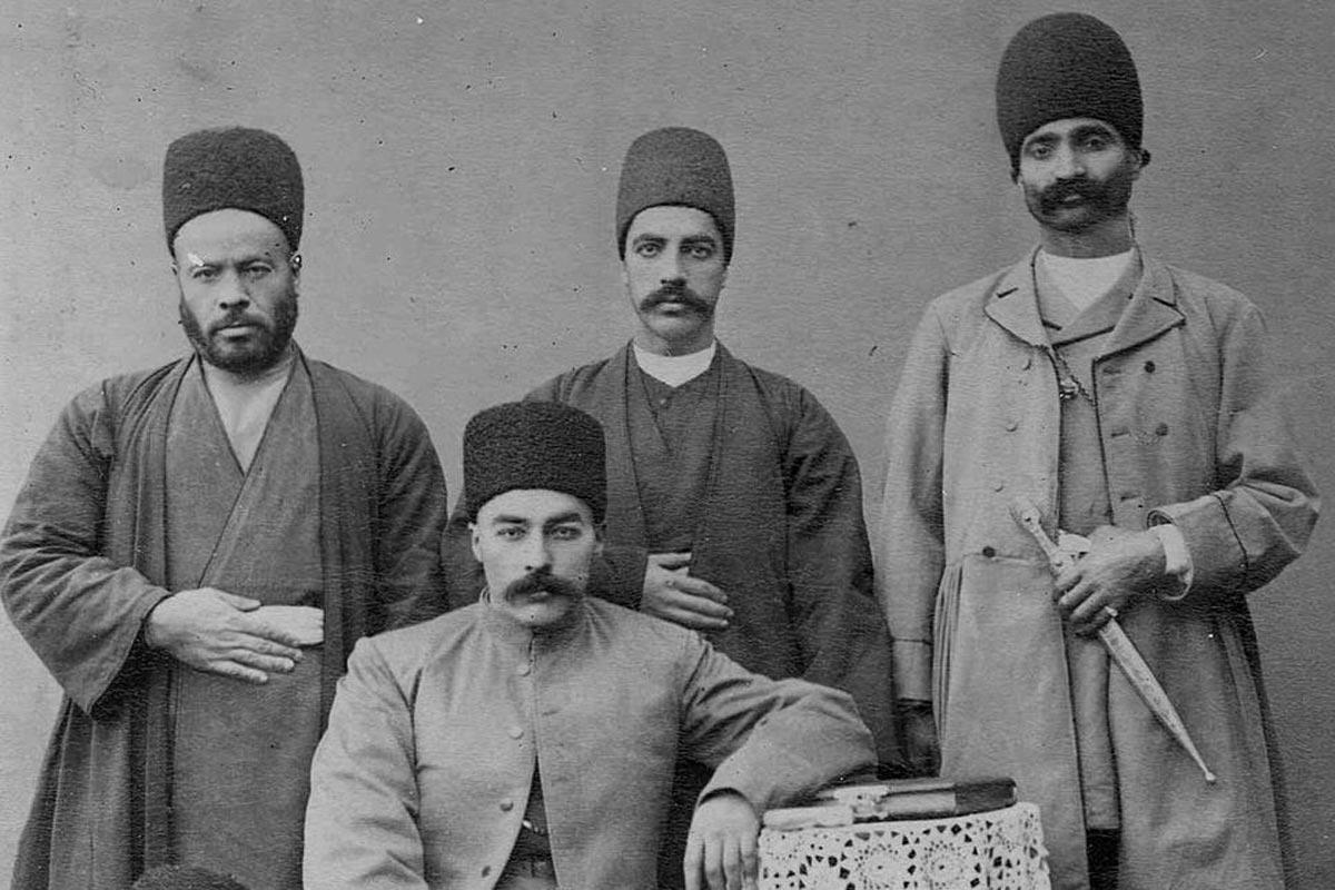تاریخچه کلاه در دوره قاجاریان