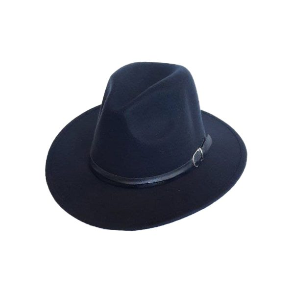 کلاه خاخامی رنگ مشکی
