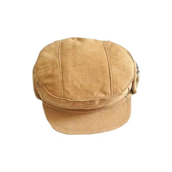 کلاه شکاری چرم