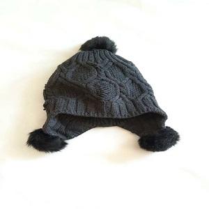 کلاه خز گوش دار z10009