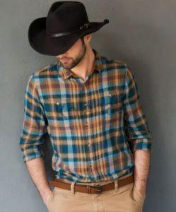 آموزش انتخاب کلاه مردانه بر اساس فرم صورت