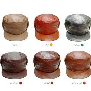 خرید عمده 63 تایی کلاه روسی زمستانی طرح پوست