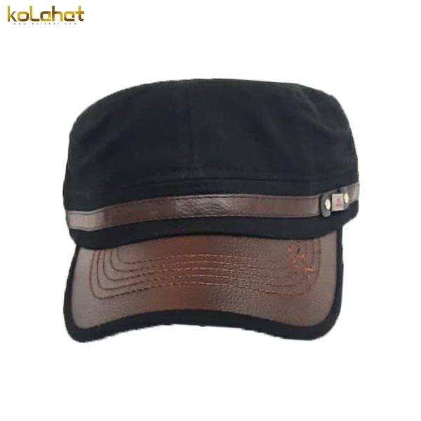کلاه نقاب دار چرم
