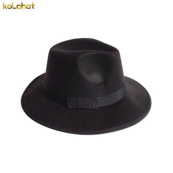 کلاه خاخامی مشکی