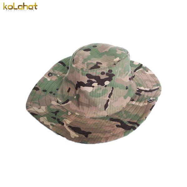 کلاه کابویی طرح چریکی