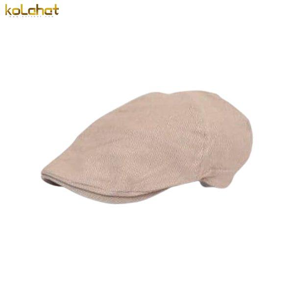 کلاه کپ اردکی کرمی