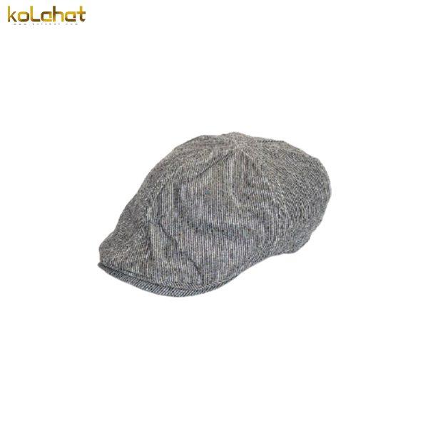 کلاه کپ اردکی خاکستری