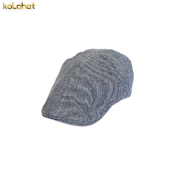کلاه کپ اردکی طوسی