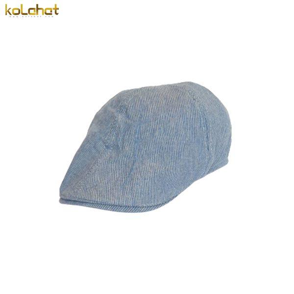 کلاه کپ اردکی آبی روشن