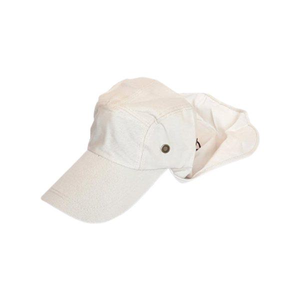 کلاه مهندسی نقاب بلند سفید