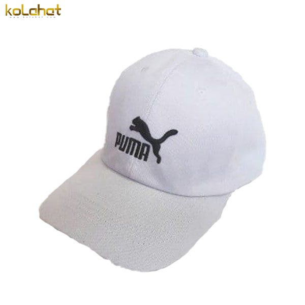 کلاه نقاب دار پوما سفید
