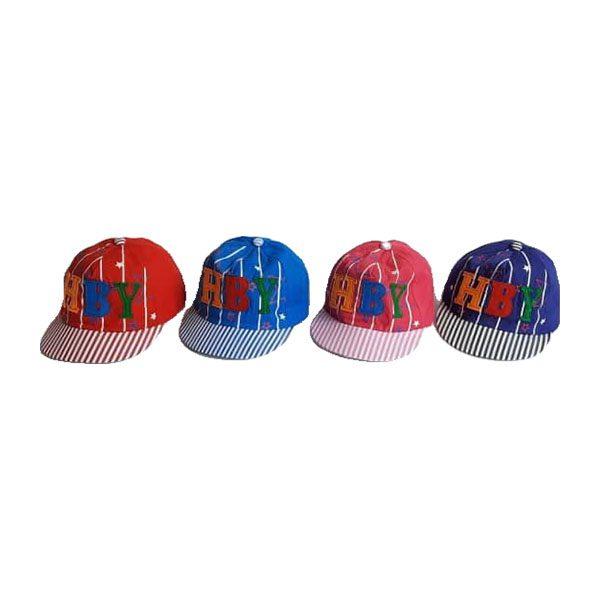 کلاه نوزادی نقاب دار پسرانه