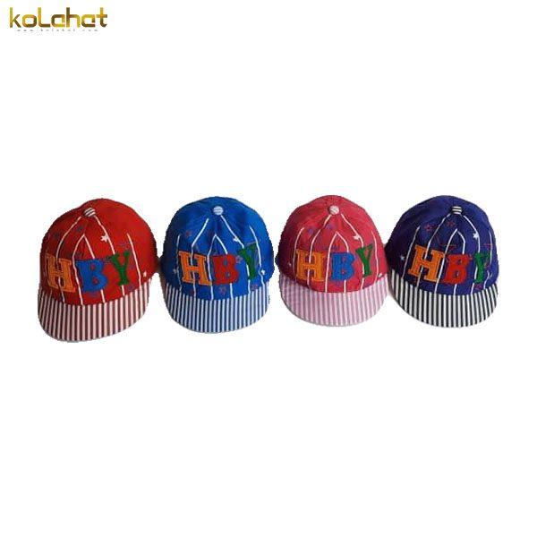 کلاه نوزادی عروسکی بغل تور - عمده ( KLT-O81 )