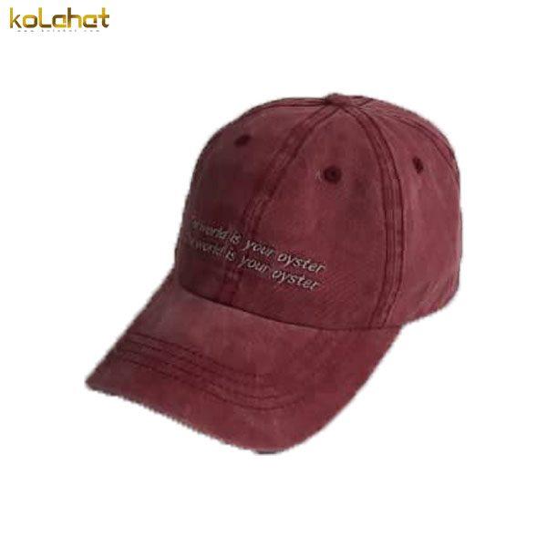 کلاه لی سنگشور زرشکی