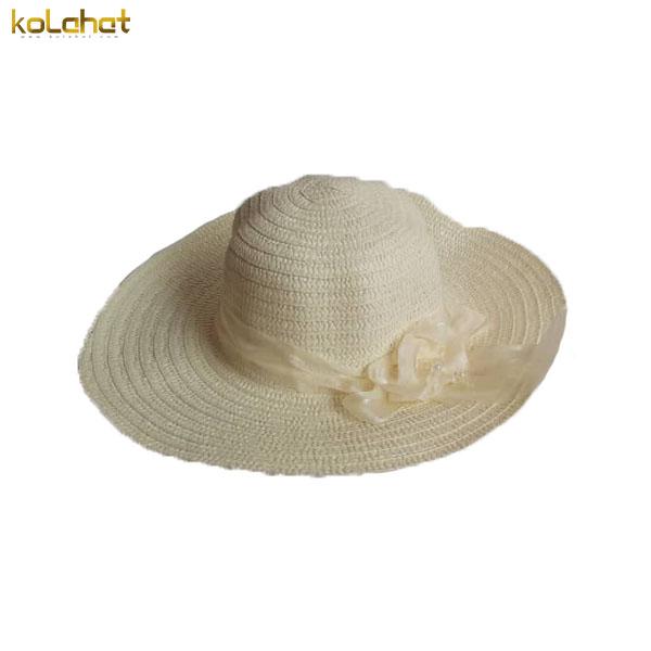 کلاه ساحلی مرواریدی