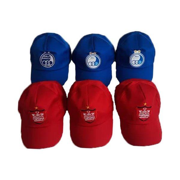 کلاه بیسبالی بچگانه استقلال و پرسپولیس