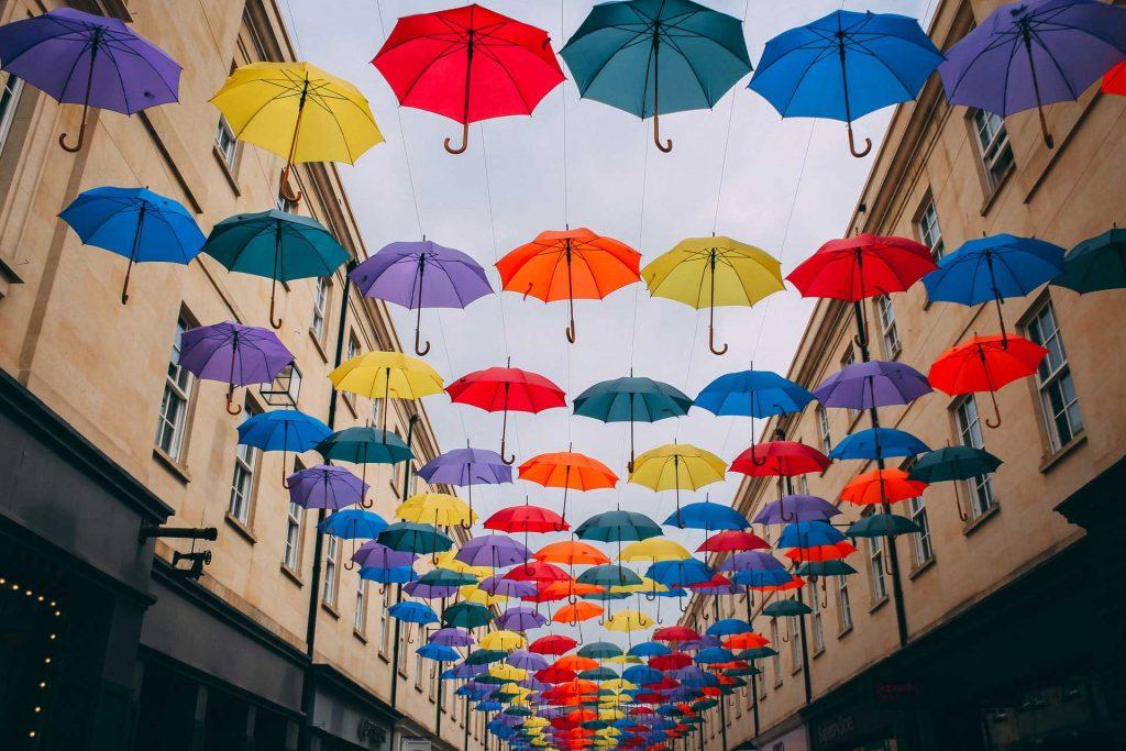 زیباترین و جدیدترین چترهای سال 2021