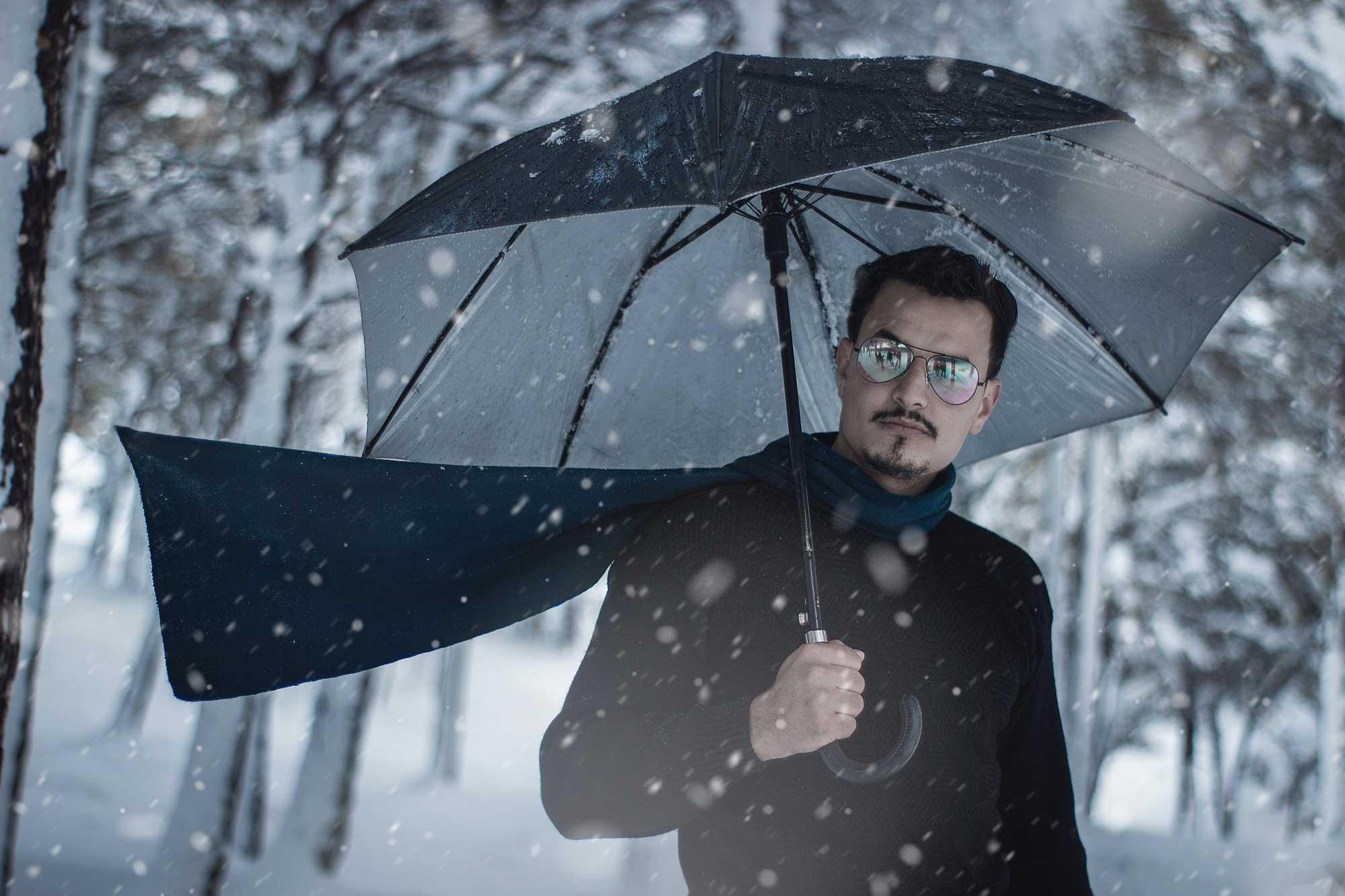 انواع چتر و ویژگی های چتر با کیفیت
