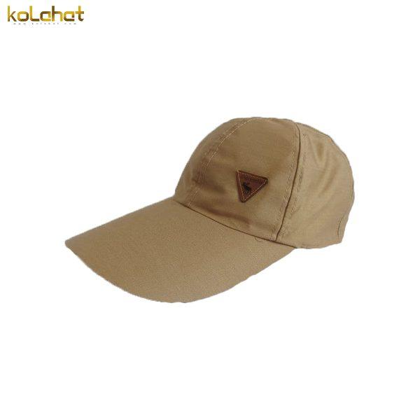 کلاه کتان نقاب بلند