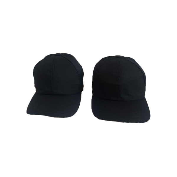 کلاه نقاب دار تابستانی کتان