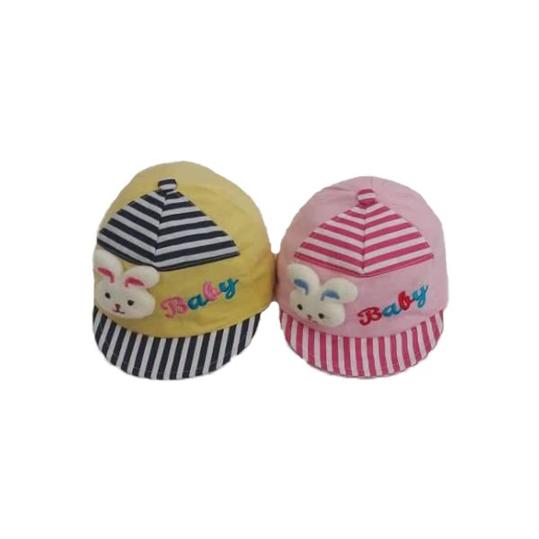 کلاه نوزادی عروسکی