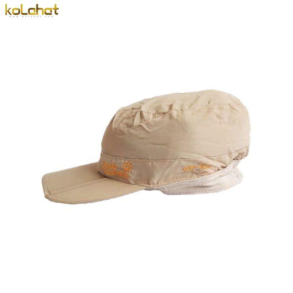 کلاه تاشو نقاب دار