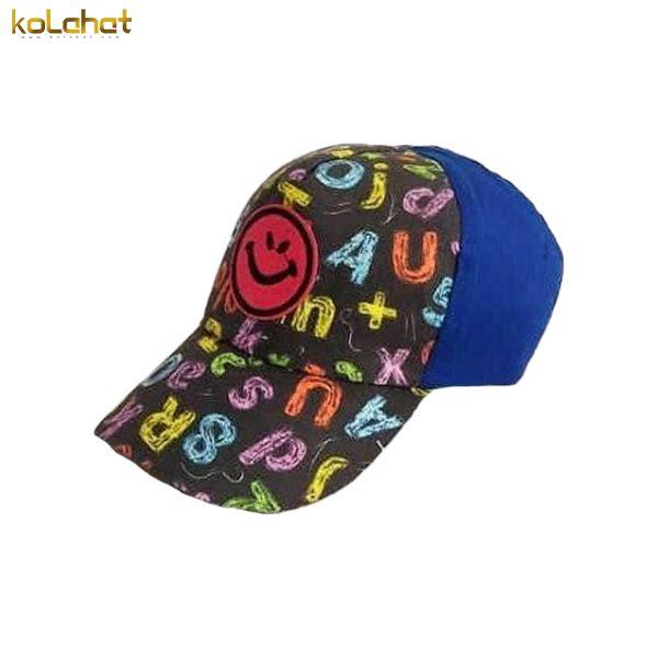 کلاه چاپی طرح دار
