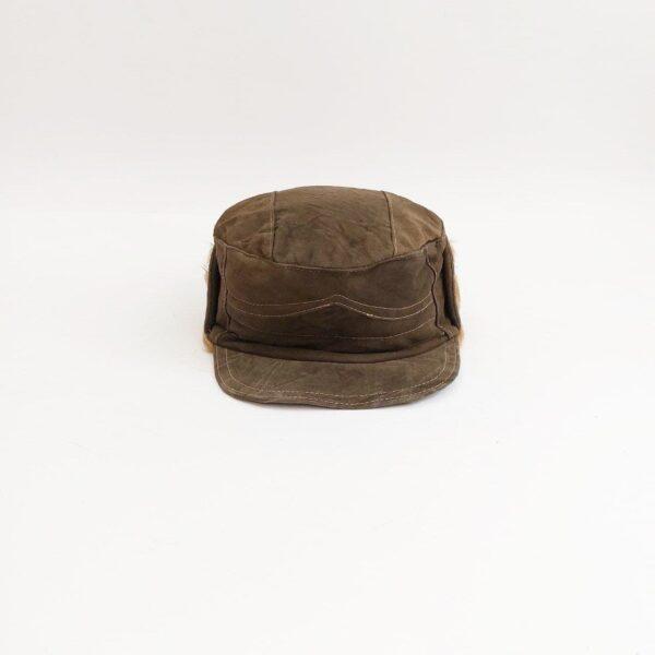کلاه شکاری چرم عمده ( KLT-O151 )