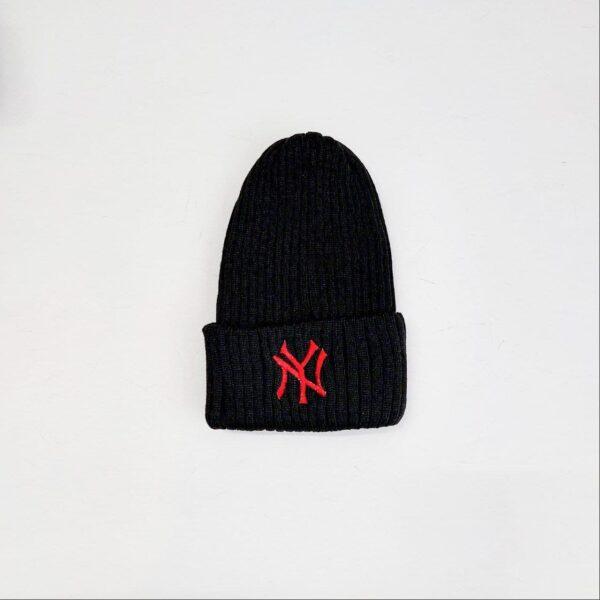 کلاه بافت اسپرت طرح میکس عمده ( KLT-O163 )