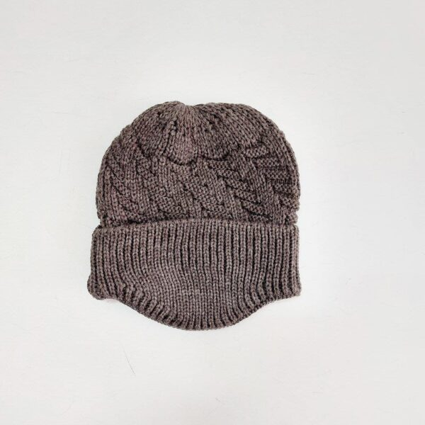 کلاه بافت مردانه گوشگیردار عمده
